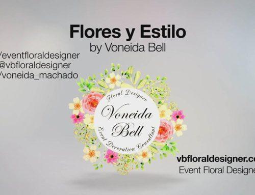 Boneida Bell diseño floral