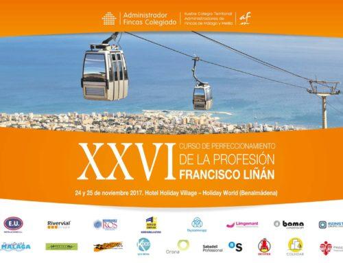 XXVI Curso Francisco Liñán