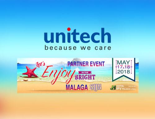 Unitech Partner Event 2018 Málaga